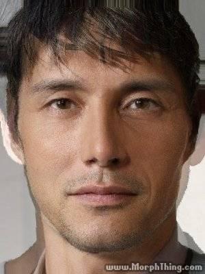Mads Mikkelsen + 西島秀俊
