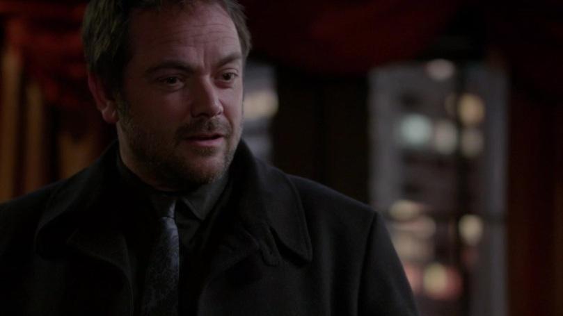 Crowley 這邊感覺上是晚上大概七八點左右
