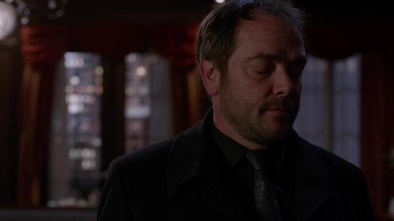 這張是 Dean 他們拿到 The First Blade 之後的畫面,時間也還說得過去,畢竟是 City