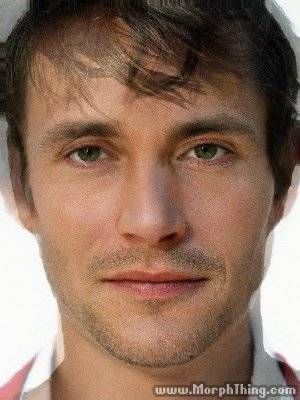 Mads Mikkelsen + Hugh Dancy