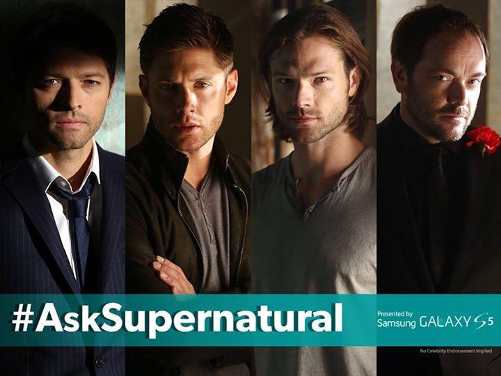 Supernatural 第十季宣傳照