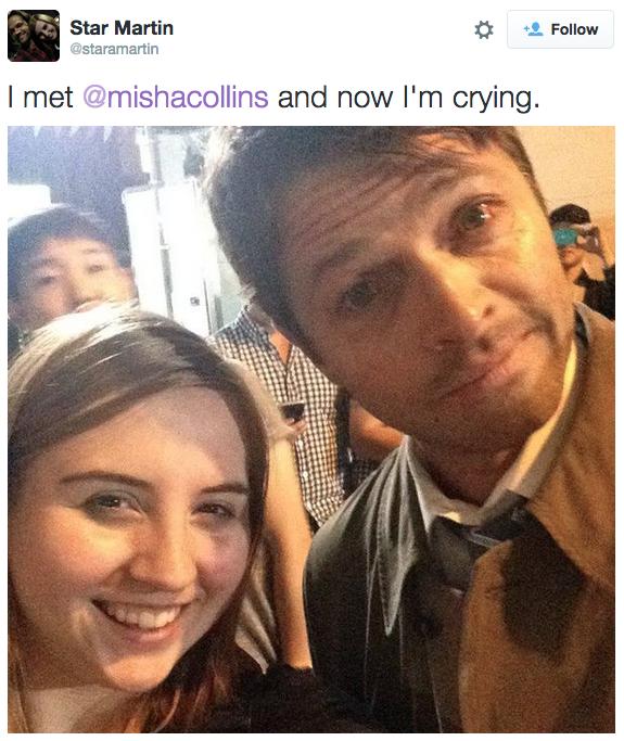 眼睛紅紅還是很可愛的 Misha