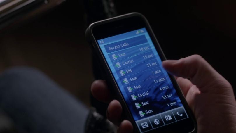 Dean 的通話紀錄