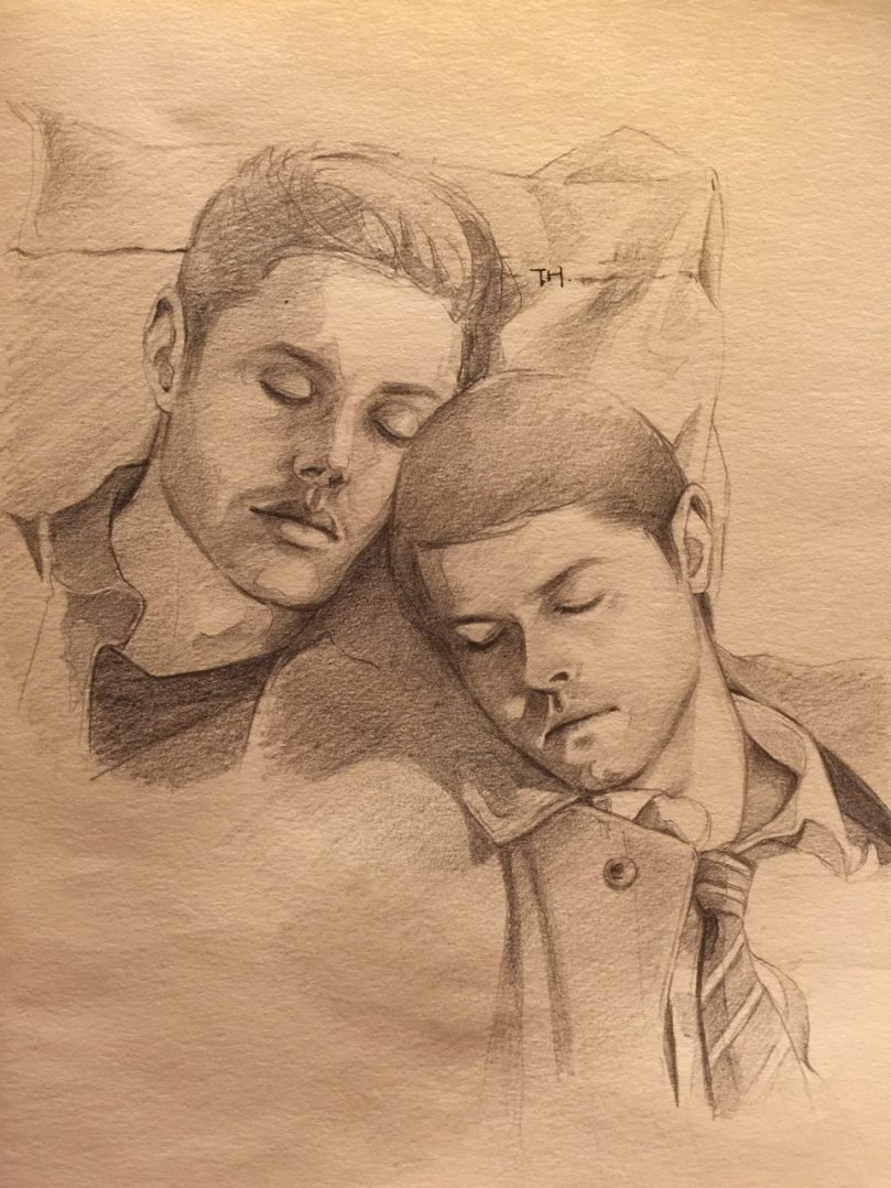 Sleep well, my Angel
