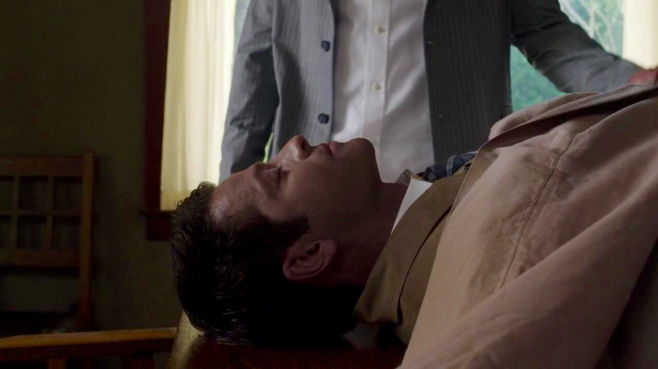 Castiel's body